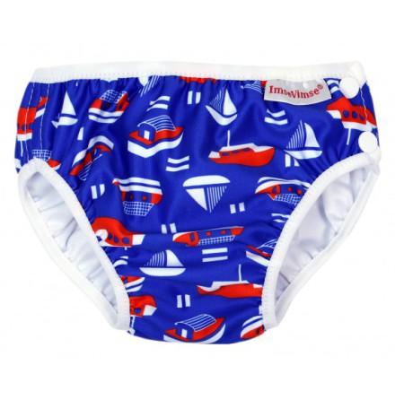 Imse Vimse swimpant Blue Sailor