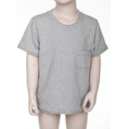 Sobea Kids T-shirt Jersey Grey
