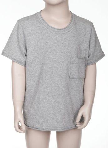 Sobea Kids T-shirt Jersey Grey
