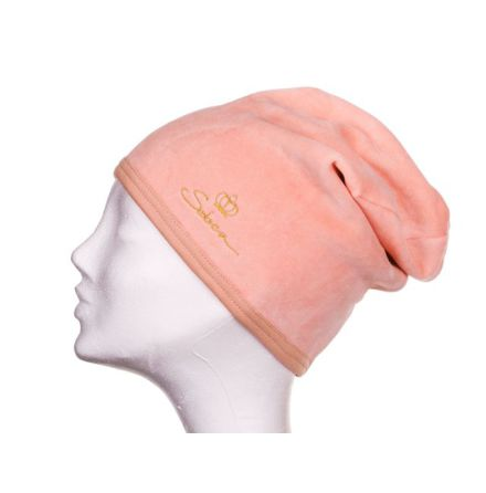 Sobea Hat Velour Peachy Pink