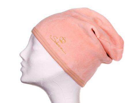 Sobea Hat Velour Peachy Pink
