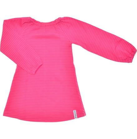 Geggamoja Singoallaklänning Cerise/Rosa