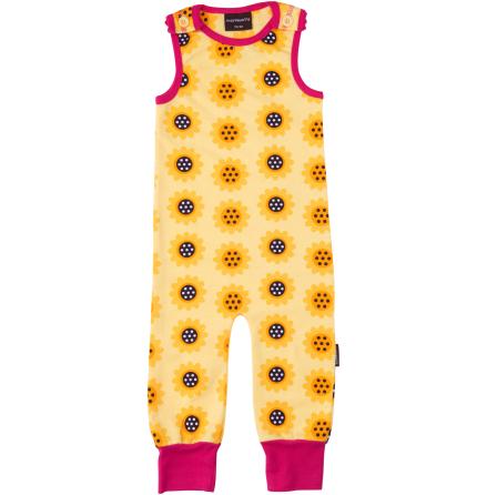 Maxomorra Playsuit Sunflower