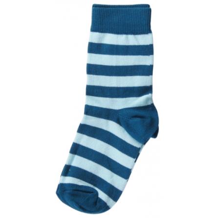 Maxomorra Socks Lightblue 2-pack