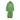 Celavi Regnoverall Grön Elefant