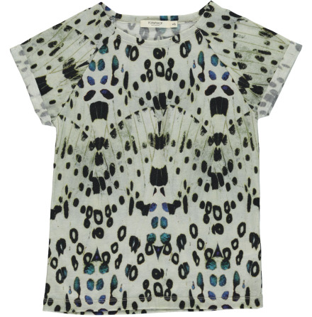 Popupshop Robs SS Tee Butterfly
