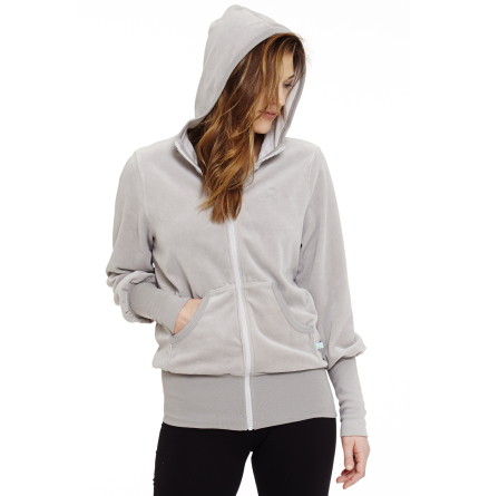 Sobea Velour yogajacket - Grey