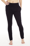Sobea Soft Chino Jersey - Black