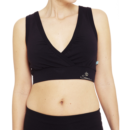 Sobea Yoga & Nursing Bra Jersey - Black