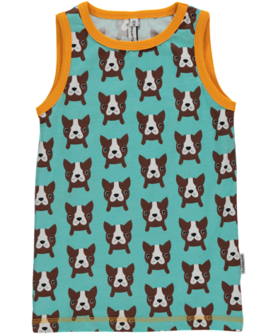 Maxomorra Tank Top Dog