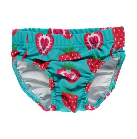 Maxomorra Badbyxa Baby Strawberry Turquoise