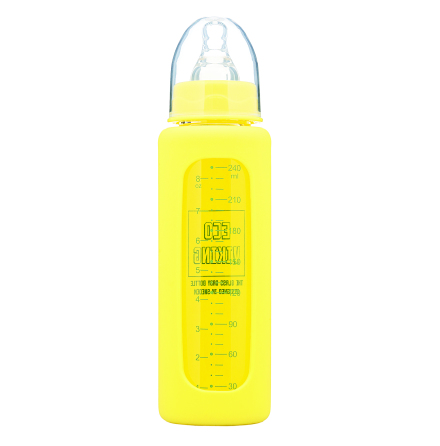 Eco Viking Nappflaska glas 240 ml