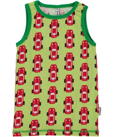 Maxomorra Tank Top Sports Car