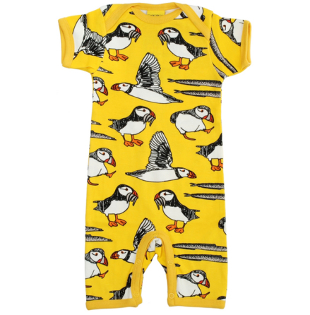 Duns Summersuit Puffin Yellow