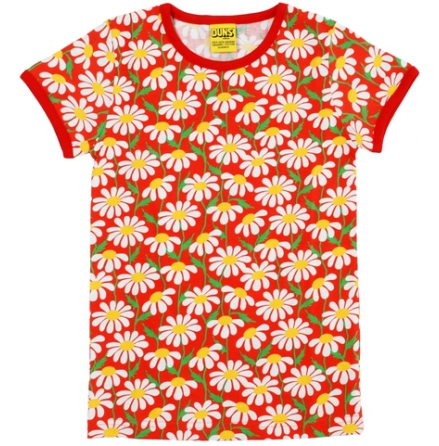 Duns Top Marguerite Red