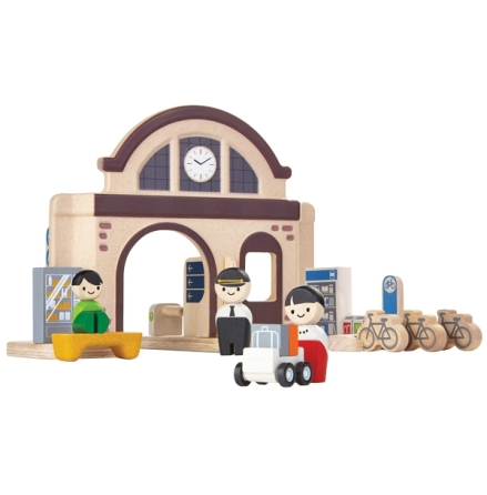 Plan Toys Station