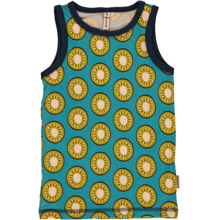 Maxomorra Tank Top Kiwi