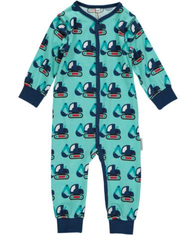 Maxomorra Pyjamas LS Excavator