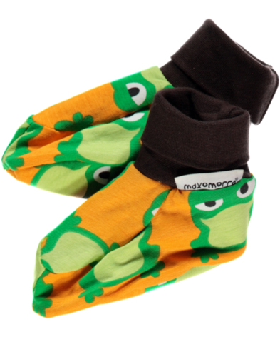 Maxomorra Footies Frog