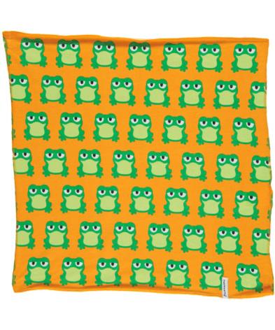 Maxomorra Scarf Square Frog