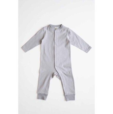 By Heritage Pelle Pajama solid grey