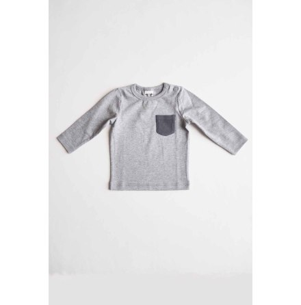 By Heritage Eskil Top grey pocket