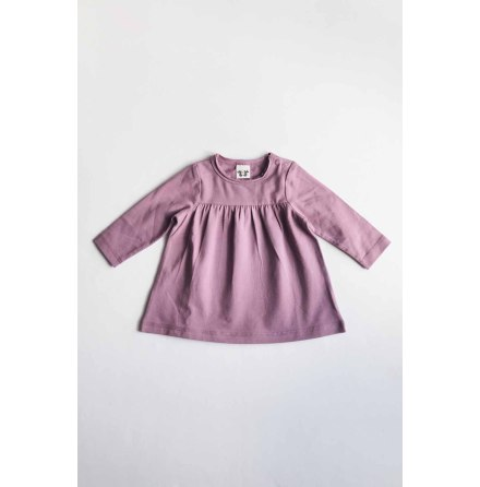 By Heritage Tea Tunic solid heather