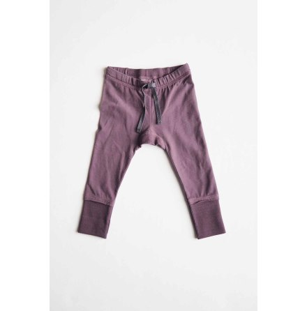 By Heritage Elmer Trousers solid plum