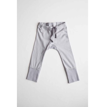 By Heritage Elmer Trousers solid grey