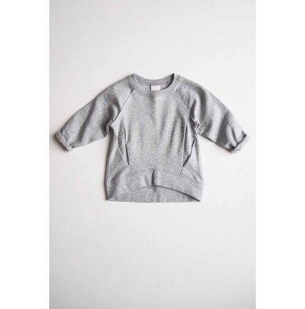 By Heritage Sture Sweatshirt Long grey