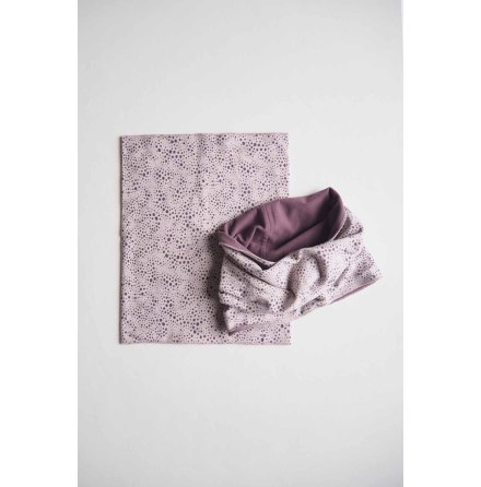 By Heritage Tore Tube print plum