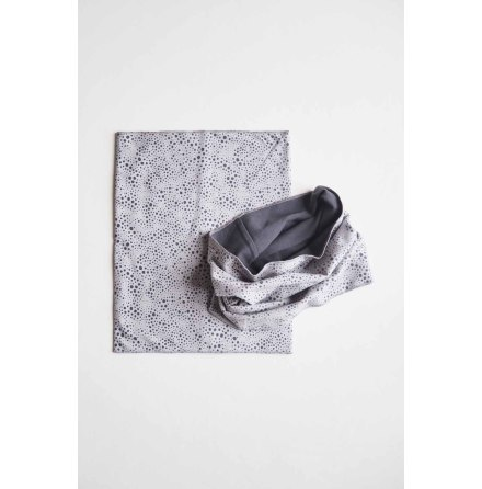 By Heritage Tore Tube print grey