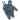 Celavi Regnställ med stjärntryck Iceblue