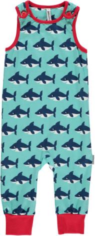 Maxomorra Playsuit Shark