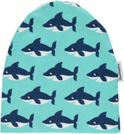 Maxomorra Mössa Shark