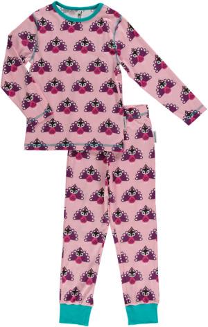 Maxomorra Pyjamas Set LS Peacock