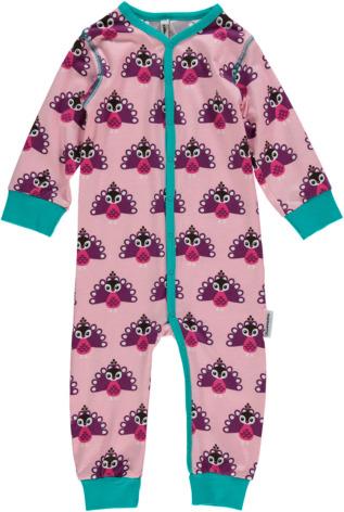 Maxomorra Pyjamas LS Peacock