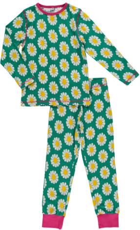 Maxomorra Pyjamas Set LS Daisy