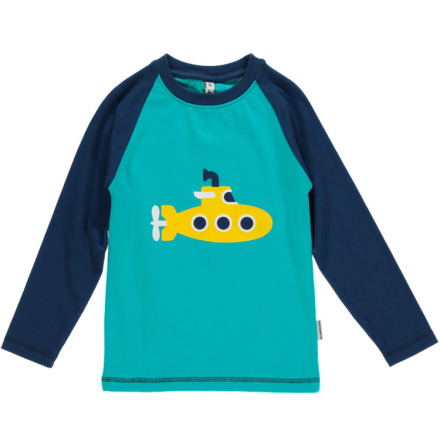 Maxomorra Top LS Print Submarine