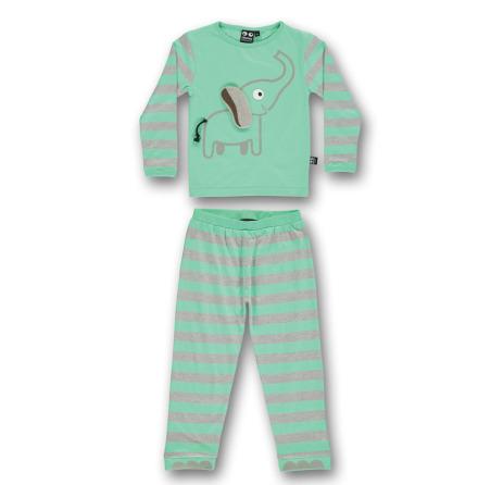 UBANG Elephant Pyjamas LS Sleepy Mint