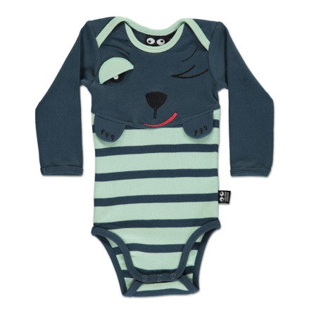 UBANG Lazy Dog Body Navy
