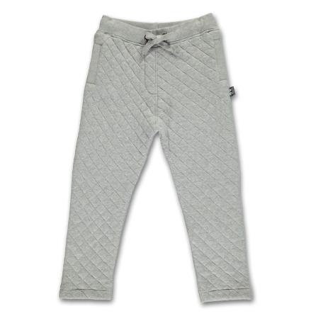 UBANG Quilted Pant Grey Melange