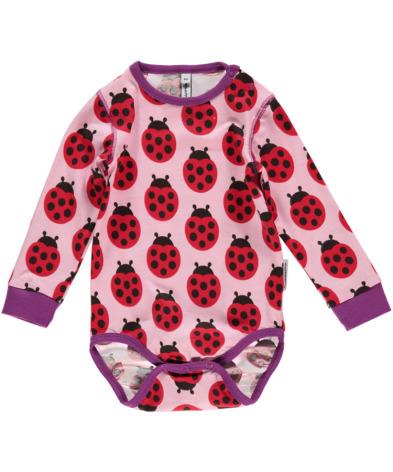 Maxomorra Body LS Ladybug