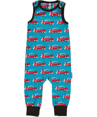 Maxomorra Playsuit Car