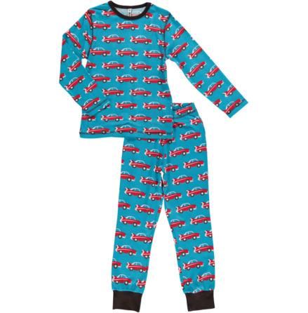 Maxomorra Pyjamas Set LS Car