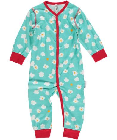 Maxomorra Pyjamas LS Popcorn