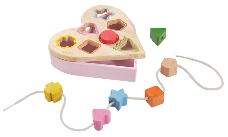 Ever Earth Sorting Toy
