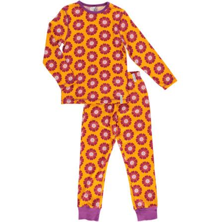 Maxomorra Pyjamas Set LS Calendua