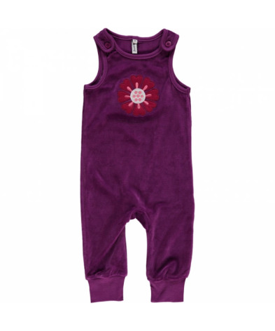 Maxomorra Playsuit Velour Calendua