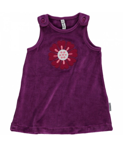 Maxomorra Dress Embroid Candelua